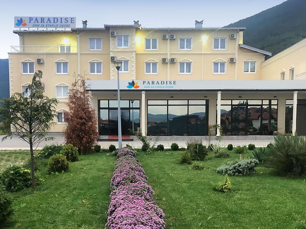 Starački dom u Sarajevu